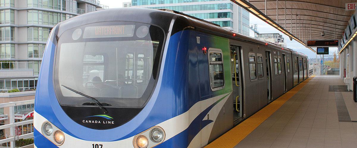 The Canada Line • Metro Vancouver Rapid Transit